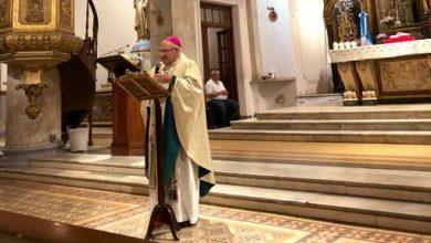 Photo of El Obispo Vázquez reunió a todo el arco político de Morón y convocó a vivir «sin ningún tipo de grieta»