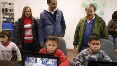 Photo of Inauguraron un «Punto Digital» en el Barrio Carlos Gardel