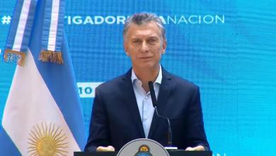 """Photo of Mauricio Macri encabezó la ceremonia de entrega de la distinción """"Investigador de la Nación"""""""