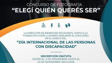 Photo of La UNLaM junto a Fundación CODIS lanzaron un concurso de fotografía por el Día Internacional de las Personas con Discapacidad
