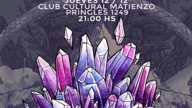 Photo of Hiram: jueves 12 de diciembre 21 hs en Club Cultural Matienzo