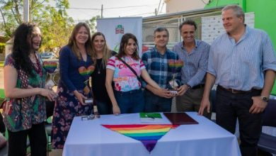 Photo of Hurlingham y San Martín firmaron un acuerdo en el que integran a organizaciones LGTBI a prácticas sociosanitarias