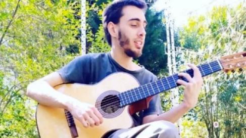 Encontraron en Misiones a Ignacio Galván, el músico de La Plata que era buscado desde el viernes