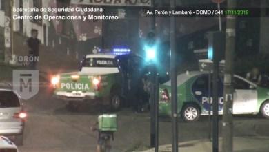 Photo of Metrobús de Haedo: Detienen a una pareja que intentaba escapar de la Policía en una moto con pedido de secuestro