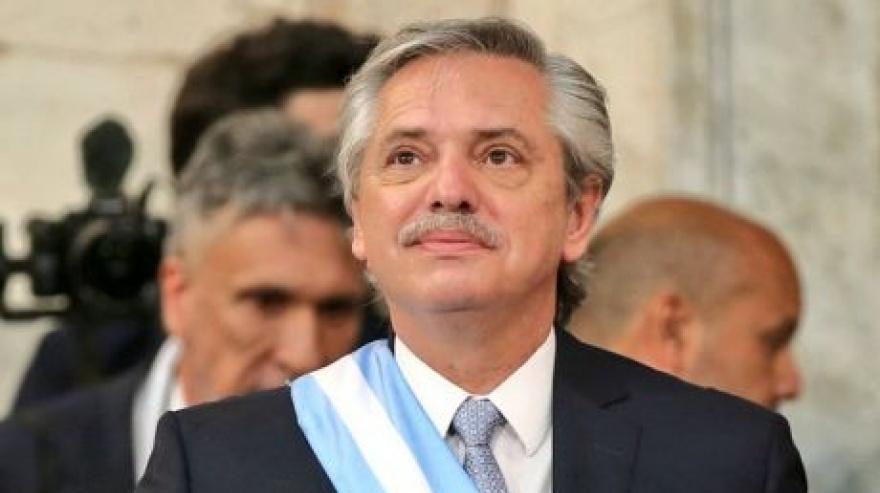Las primeras medidas de Alberto: retenciones al campo, doble indemnización y suspensión de puestos jerárquicos del Estado