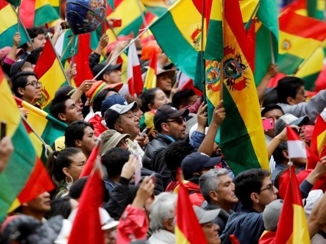 Informe de Delegación de Solidaridad sobre la situación derechos humanos en Bolivia
