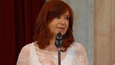 Photo of Cristina Fernández juró como vicepresidenta de la Nación