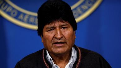 Photo of La llegada de Evo Morales a la Argentina
