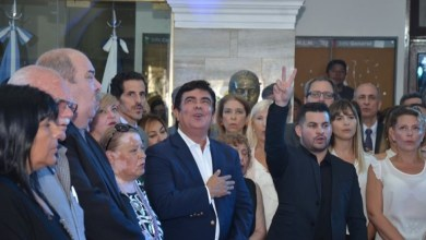 Photo of Adelanto: Jura de Gabinete, Aumento a municipales y un Fernando Espinoza que exaltó la unidad