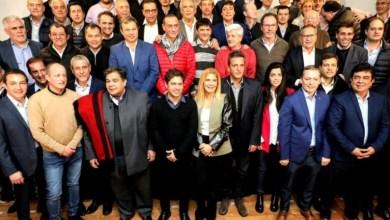 Photo of Los intendentes peronistas respaldaron la Ley Impositiva