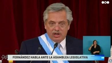 Photo of Las diferencias entre el discurso de asunción de Mauricio Macri y Alberto Fernández