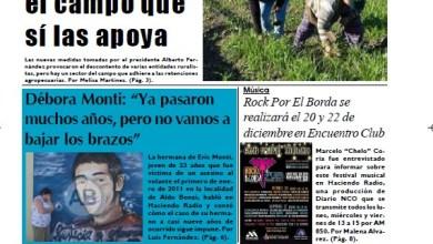 Photo of #Buen Miércoles Leé la edición impresa de Diario NCO del 18-12-2019