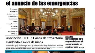 Photo of #Buen Jueves Leé la edición impresa de Diario NCO del 19-12-2019