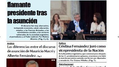 Photo of #Buen Jueves Leé la edición impresa de Diario NCO del 12-12-2019