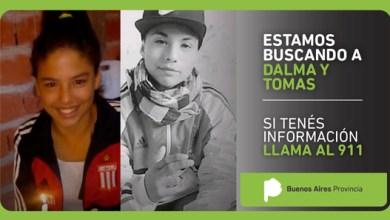 Photo of Buscan a Dalma y Tomás, dos chicos de 16 años que permanecen desaparecidos desde el jueves
