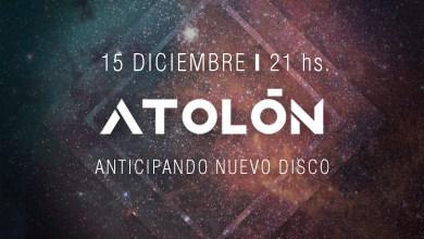 Photo of La banda ATOLON volvió y nos sorprende con su nuevo disco