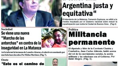 Photo of #Buen Jueves Leé la edición impresa de Diario NCO del 16-01-2020