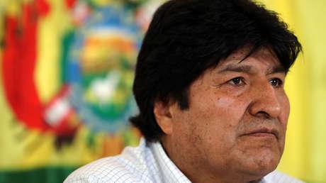 Bolivia: Evo Morales en Argentina