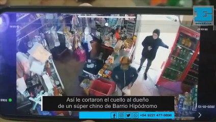 Un prontuario que aterra tienen los menores que casi matan al comerciante de Barrio Hipódromo