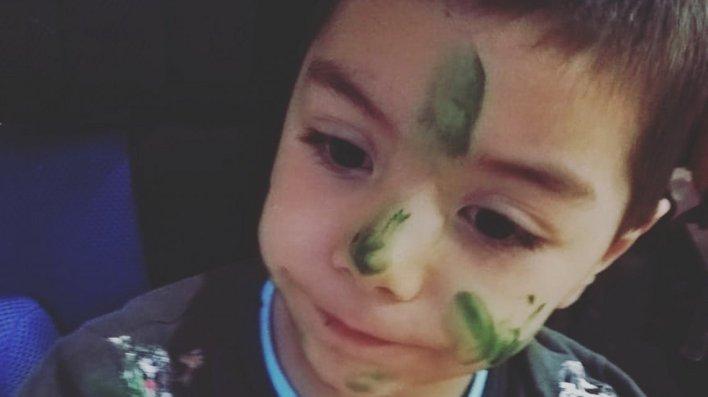 Hurlingham: Todos por Santi, el nene de 22 meses