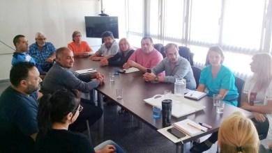 Photo of González Catán: se reunió la nueva dirección del Hospital Simplemente Evita con los gremios de salud