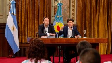"""Photo of Kicillof: """"Damos por iniciado el proceso de reestructuración de la deuda de la Provincia en moneda extranjera"""""""