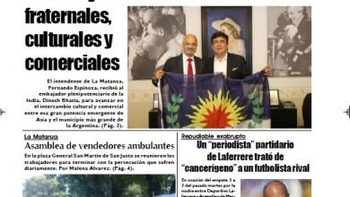 Photo of #Buen LUNES Leé la edición impresa de Diario NCO del 10-02-2020