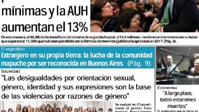 Photo of #Buen Lunes Leé la edición impresa de Diario NCO del 17-02-2020