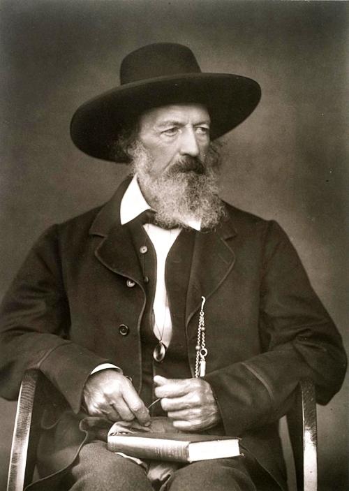 Los Palabristas de hoy y de siempre: Alfred Tennyson