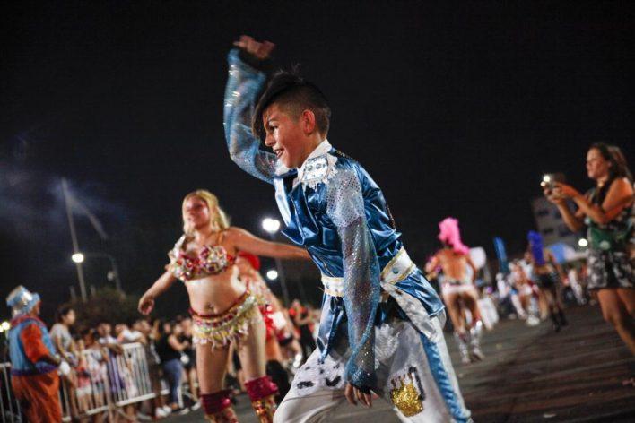 Febrero: Carnaval gratis en Hurlingham