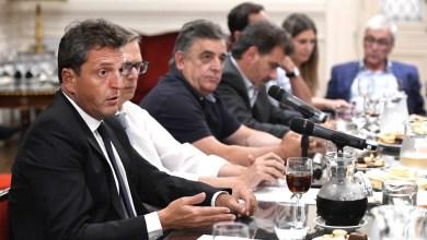 Photo of Tensión en una reunión entre el oficialismo y la oposición