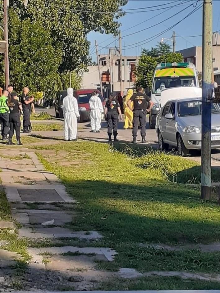 La Plata: escapó del hospital y la fueron a buscar con la Policía