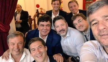 Photo of Intendentes del Conurbano estuvieron en un palco y bancaron el discurso de Alberto desde las redes