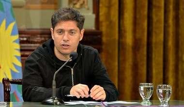 Photo of Coronavirus en Argentina: Axel Kicillof declaró la emergencia sanitaria por 180 días y suspendió eventos masivos por 15 días