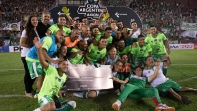 Photo of Lafe soñó y lo logró: eliminó a Estudiantes de la Plata en la Copa Argentina