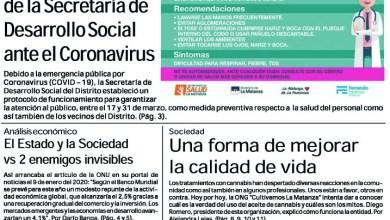 Photo of #Buen Miércoles Leé la edición impresa de Diario NCO del 18-03-2020
