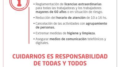 Photo of El HCD de Morón dispuso medidas preventivas por el Coronavirus