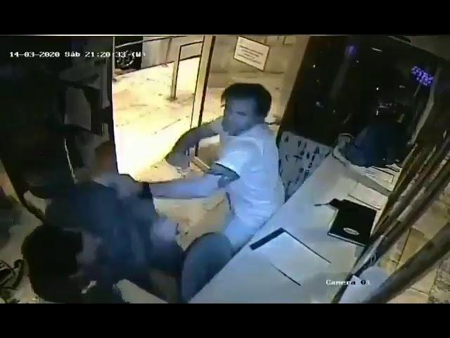Para el fiscal, el personal trainer tuvo una conducta «violenta, voluntaria y desproporcionada»