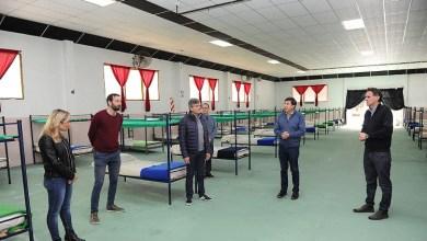 Photo of Coronavirus: Hurlingham ya tiene dos centros preparado con 300 camas