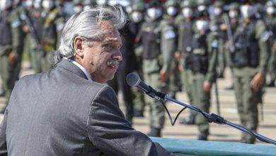 Photo of Alberto Fernández confirmó que aumentará la presencia de Gendarmería en La Matanza