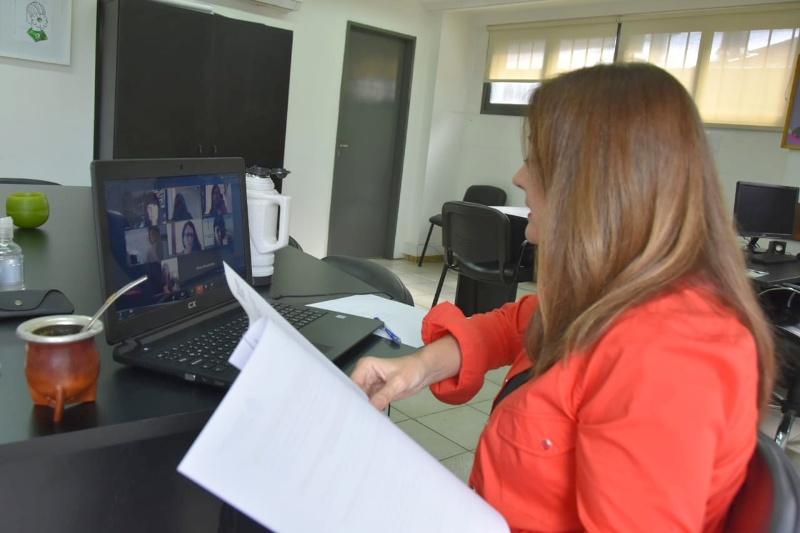 El Ministerio de las Mujeres, Políticas de Géneros y Diversidad Sexual de la provincia de Buenos Aires participó del comité de seguimiento de las situaciones de violencia por razones de género