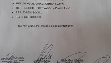 Photo of La Mesa Política de Juntos por el Cambio y los concejales reiteraron los pedidos de informe al Ejecutivo