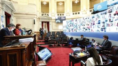 Photo of Críticas de la oposición en la primera sesión telemática de la Cámara de Diputados