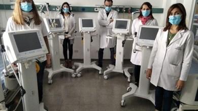 Photo of Respiradores nuevos en Hospitales de la provincia