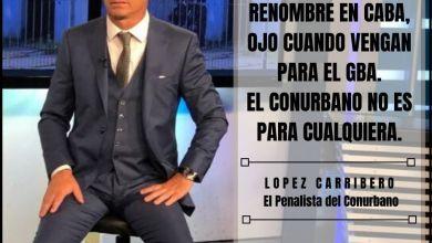 Photo of El Conurbano no es para cualquiera…!