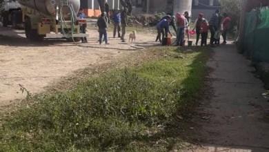 """Photo of """"Hace doce días que estamos sin agua y todavía no tenemos una solución"""""""