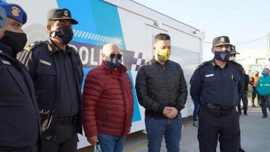 Photo of Inauguran un  puesto de control policial en Merlo