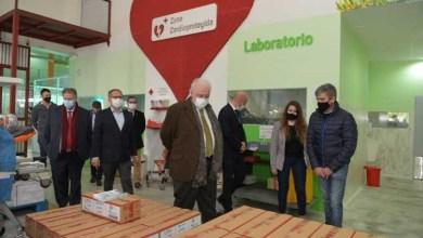 Photo of Donaciones de insumos sanitarios para el distrito y Nación