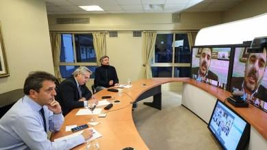 Photo of Alberto Fernández se reunió con líderes parlamentarios