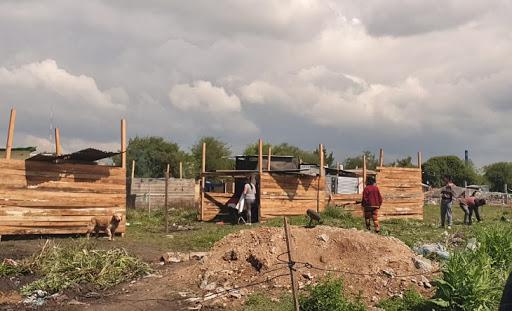 """""""Los vecinos queremos una solución definitiva"""""""